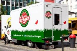 Der Food Truck: eine mobile Gourmet-Küche.